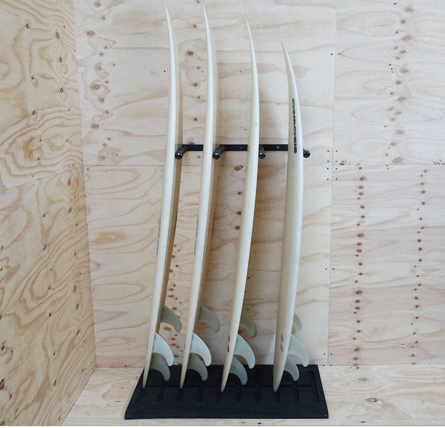 GF144V – Wall Mounted Surfboard Rack