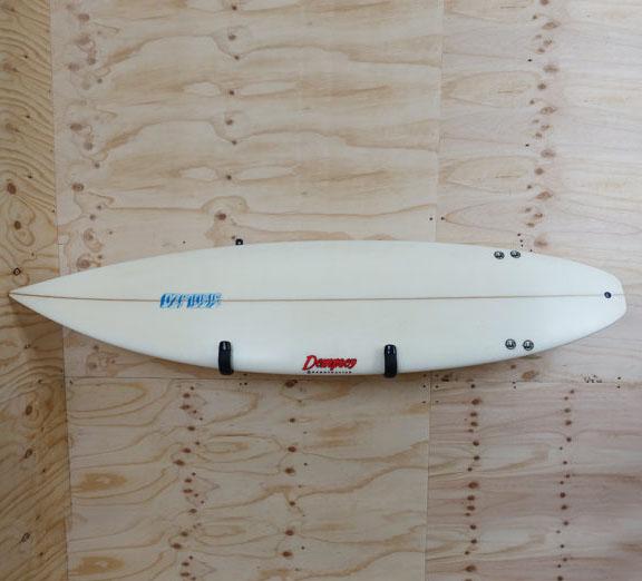 GF3 – WALL MOUNTED SURFBOARD RACK