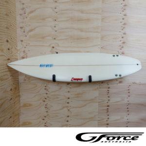 GF3 surfboard rack g-force