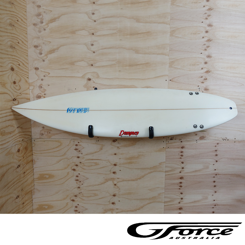 GF3 surfboard rack g-force