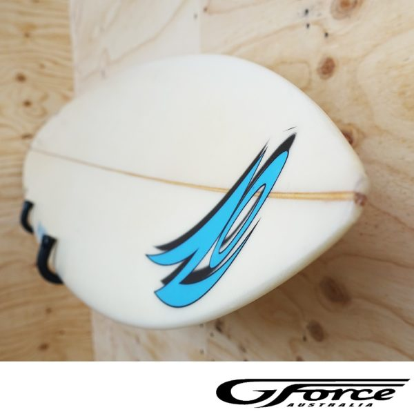 GF5 Surfboard Rack G-Force wall mounted