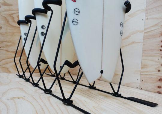 GF6B5 – FREESTANDING SURFBOARD RACK
